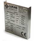 Vessel Name Plate for Curved Surface