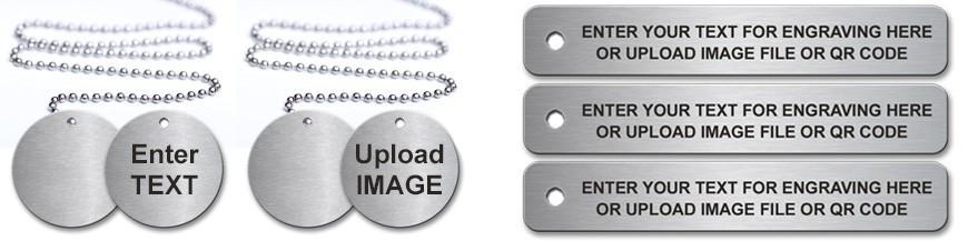Custom Stainless Steel Tags