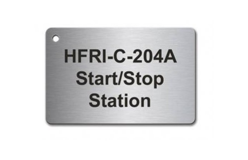 Custom Stainless Steel Tags and Their Various Uses